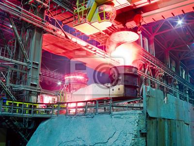 Постер Металлургия Металлургический завод, производственный процесс в промышленностиМеталлургия<br>Постер на холсте или бумаге. Любого нужного вам размера. В раме или без. Подвес в комплекте. Трехслойная надежная упаковка. Доставим в любую точку России. Вам осталось только повесить картину на стену!<br>