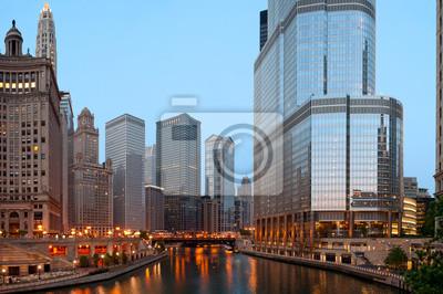 Постер Чикаго Чикаго в то утро.Чикаго<br>Постер на холсте или бумаге. Любого нужного вам размера. В раме или без. Подвес в комплекте. Трехслойная надежная упаковка. Доставим в любую точку России. Вам осталось только повесить картину на стену!<br>