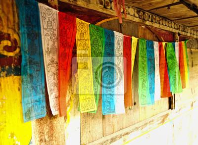 Постер Непал Молитвенные флагиНепал<br>Постер на холсте или бумаге. Любого нужного вам размера. В раме или без. Подвес в комплекте. Трехслойная надежная упаковка. Доставим в любую точку России. Вам осталось только повесить картину на стену!<br>