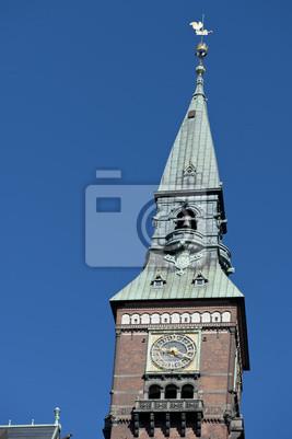 Постер Города и карты Rathausturm, Копенгаген, 20x30 см, на бумагеКопенгаген<br>Постер на холсте или бумаге. Любого нужного вам размера. В раме или без. Подвес в комплекте. Трехслойная надежная упаковка. Доставим в любую точку России. Вам осталось только повесить картину на стену!<br>