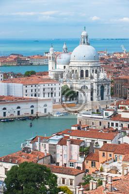 Постер Венеция Санта-Мария Делла Салюте, Венеция, ИталияВенеция<br>Постер на холсте или бумаге. Любого нужного вам размера. В раме или без. Подвес в комплекте. Трехслойная надежная упаковка. Доставим в любую точку России. Вам осталось только повесить картину на стену!<br>