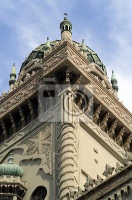 Постер Мельбурн Мавританской Архитектуры ВозрожденияМельбурн<br>Постер на холсте или бумаге. Любого нужного вам размера. В раме или без. Подвес в комплекте. Трехслойная надежная упаковка. Доставим в любую точку России. Вам осталось только повесить картину на стену!<br>