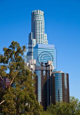 Постер Города и карты Сердце Los Angeles Downtown, 20x29 см, на бумагеЛос-Анджелес<br>Постер на холсте или бумаге. Любого нужного вам размера. В раме или без. Подвес в комплекте. Трехслойная надежная упаковка. Доставим в любую точку России. Вам осталось только повесить картину на стену!<br>