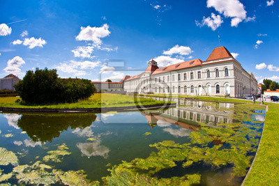 Постер Мюнхен Парк, в замок Нимфенбург, МюнхенМюнхен<br>Постер на холсте или бумаге. Любого нужного вам размера. В раме или без. Подвес в комплекте. Трехслойная надежная упаковка. Доставим в любую точку России. Вам осталось только повесить картину на стену!<br>