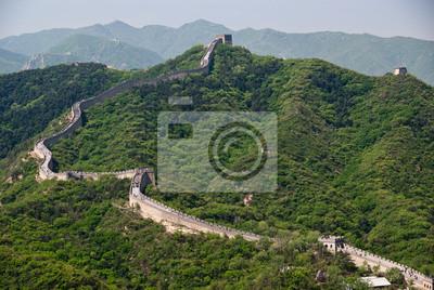 Постер Пекин Muraille de ChineПекин<br>Постер на холсте или бумаге. Любого нужного вам размера. В раме или без. Подвес в комплекте. Трехслойная надежная упаковка. Доставим в любую точку России. Вам осталось только повесить картину на стену!<br>