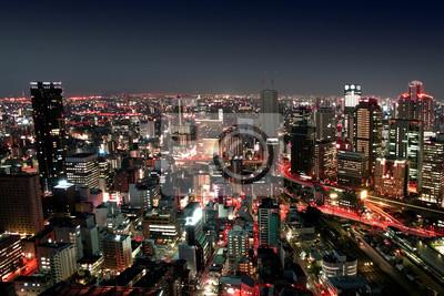 Постер Токио Городские НочьюТокио<br>Постер на холсте или бумаге. Любого нужного вам размера. В раме или без. Подвес в комплекте. Трехслойная надежная упаковка. Доставим в любую точку России. Вам осталось только повесить картину на стену!<br>
