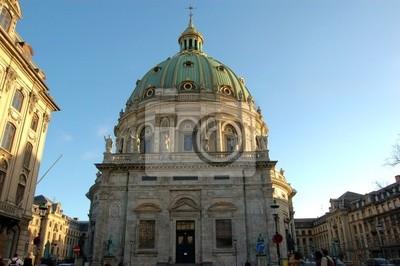 Постер Копенгаген Frederikskirche в КопенгагенКопенгаген<br>Постер на холсте или бумаге. Любого нужного вам размера. В раме или без. Подвес в комплекте. Трехслойная надежная упаковка. Доставим в любую точку России. Вам осталось только повесить картину на стену!<br>