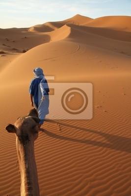 Постер Египет Karawane und TuaregЕгипет<br>Постер на холсте или бумаге. Любого нужного вам размера. В раме или без. Подвес в комплекте. Трехслойная надежная упаковка. Доставим в любую точку России. Вам осталось только повесить картину на стену!<br>