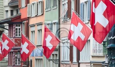Постер Швейцария Старая улица в ЦюрихеШвейцария<br>Постер на холсте или бумаге. Любого нужного вам размера. В раме или без. Подвес в комплекте. Трехслойная надежная упаковка. Доставим в любую точку России. Вам осталось только повесить картину на стену!<br>
