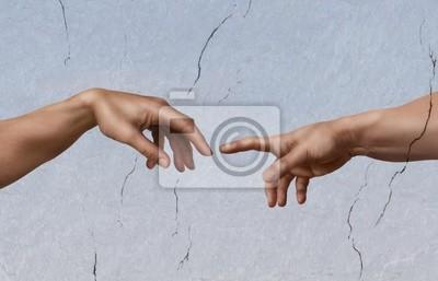 Постер-картина На потолок Микеланджело: умереть Erschaffung АдамсНа потолок<br>Постер на холсте или бумаге. Любого нужного вам размера. В раме или без. Подвес в комплекте. Трехслойная надежная упаковка. Доставим в любую точку России. Вам осталось только повесить картину на стену!<br>