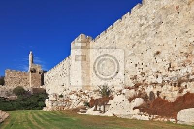 Постер Иерусалим Закат мягко светит древние стеныИерусалим<br>Постер на холсте или бумаге. Любого нужного вам размера. В раме или без. Подвес в комплекте. Трехслойная надежная упаковка. Доставим в любую точку России. Вам осталось только повесить картину на стену!<br>