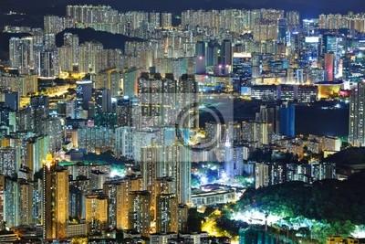 Постер Гонконг