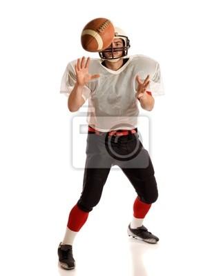 Постер Американский футбол Постер 35783922, 20x25 см, на бумагеАмериканский футбол<br>Постер на холсте или бумаге. Любого нужного вам размера. В раме или без. Подвес в комплекте. Трехслойная надежная упаковка. Доставим в любую точку России. Вам осталось только повесить картину на стену!<br>