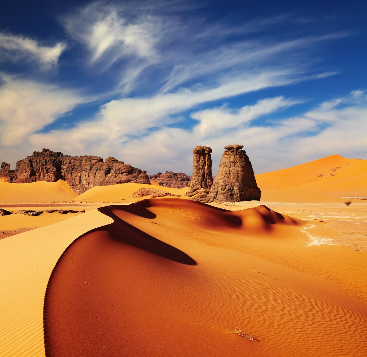 Постер Пейзаж песчаный Пустыне Сахара, АлжирПейзаж песчаный<br>Постер на холсте или бумаге. Любого нужного вам размера. В раме или без. Подвес в комплекте. Трехслойная надежная упаковка. Доставим в любую точку России. Вам осталось только повесить картину на стену!<br>