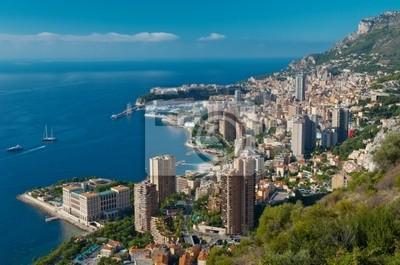 Постер Монако Монте-КарлоМонако<br>Постер на холсте или бумаге. Любого нужного вам размера. В раме или без. Подвес в комплекте. Трехслойная надежная упаковка. Доставим в любую точку России. Вам осталось только повесить картину на стену!<br>