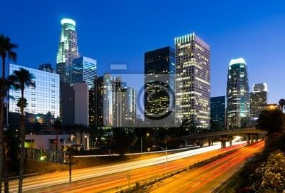 Постер Лос-Анджелес