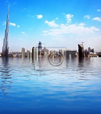 Постер Дубай
