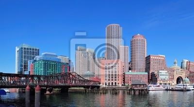 Постер Бостон