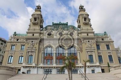 Постер Монако Казино Монте-Карло - МонакоМонако<br>Постер на холсте или бумаге. Любого нужного вам размера. В раме или без. Подвес в комплекте. Трехслойная надежная упаковка. Доставим в любую точку России. Вам осталось только повесить картину на стену!<br>