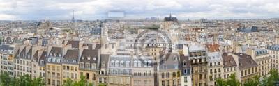 Постер Города и карты Панорама Парижа, 65x20 см, на бумагеПариж<br>Постер на холсте или бумаге. Любого нужного вам размера. В раме или без. Подвес в комплекте. Трехслойная надежная упаковка. Доставим в любую точку России. Вам осталось только повесить картину на стену!<br>