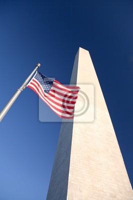 Постер Вашингтон Монумент ВашингтонаВашингтон<br>Постер на холсте или бумаге. Любого нужного вам размера. В раме или без. Подвес в комплекте. Трехслойная надежная упаковка. Доставим в любую точку России. Вам осталось только повесить картину на стену!<br>