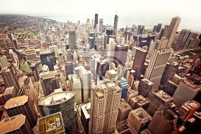 Постер Чикаго Вид с воздуха Chicago downtownЧикаго<br>Постер на холсте или бумаге. Любого нужного вам размера. В раме или без. Подвес в комплекте. Трехслойная надежная упаковка. Доставим в любую точку России. Вам осталось только повесить картину на стену!<br>