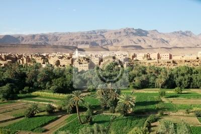 Постер Африканский пейзаж Долина - МароккоАфриканский пейзаж<br>Постер на холсте или бумаге. Любого нужного вам размера. В раме или без. Подвес в комплекте. Трехслойная надежная упаковка. Доставим в любую точку России. Вам осталось только повесить картину на стену!<br>