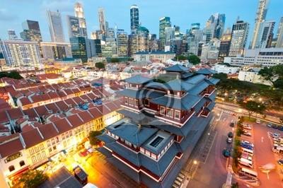 Постер Сингапур Будда Реликвию-Зуб Храм в в китайском квартале СингапураСингапур<br>Постер на холсте или бумаге. Любого нужного вам размера. В раме или без. Подвес в комплекте. Трехслойная надежная упаковка. Доставим в любую точку России. Вам осталось только повесить картину на стену!<br>