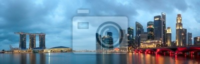 Постер Сингапур Сингапур Skyline НочьюСингапур<br>Постер на холсте или бумаге. Любого нужного вам размера. В раме или без. Подвес в комплекте. Трехслойная надежная упаковка. Доставим в любую точку России. Вам осталось только повесить картину на стену!<br>