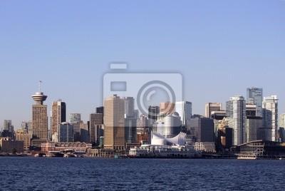 Постер Ванкувер Vancouver downtown cityscapeВанкувер<br>Постер на холсте или бумаге. Любого нужного вам размера. В раме или без. Подвес в комплекте. Трехслойная надежная упаковка. Доставим в любую точку России. Вам осталось только повесить картину на стену!<br>