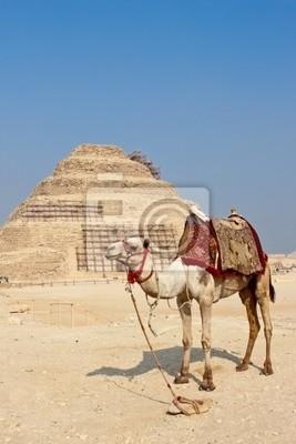 Постер Архитектура Постер 37998380, 20x30 см, на бумагеЕгипетские пирамиды<br>Постер на холсте или бумаге. Любого нужного вам размера. В раме или без. Подвес в комплекте. Трехслойная надежная упаковка. Доставим в любую точку России. Вам осталось только повесить картину на стену!<br>