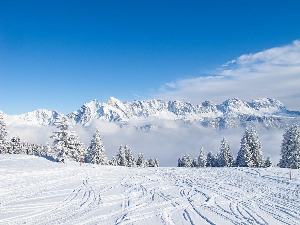 Постер Альпийский пейзаж Зима в АльпахАльпийский пейзаж<br>Постер на холсте или бумаге. Любого нужного вам размера. В раме или без. Подвес в комплекте. Трехслойная надежная упаковка. Доставим в любую точку России. Вам осталось только повесить картину на стену!<br>
