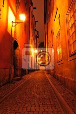 Постер Стокгольм Улицы СтокгольмаСтокгольм<br>Постер на холсте или бумаге. Любого нужного вам размера. В раме или без. Подвес в комплекте. Трехслойная надежная упаковка. Доставим в любую точку России. Вам осталось только повесить картину на стену!<br>