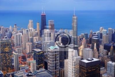 Постер Чикаго Чикаго с высоты птичьего полетаЧикаго<br>Постер на холсте или бумаге. Любого нужного вам размера. В раме или без. Подвес в комплекте. Трехслойная надежная упаковка. Доставим в любую точку России. Вам осталось только повесить картину на стену!<br>