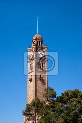 Постер Сидней Sydney Central Station Башня С ЧасамиСидней<br>Постер на холсте или бумаге. Любого нужного вам размера. В раме или без. Подвес в комплекте. Трехслойная надежная упаковка. Доставим в любую точку России. Вам осталось только повесить картину на стену!<br>
