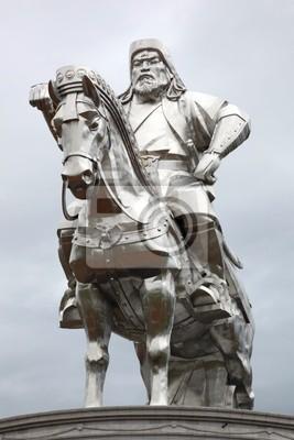 Постер Монголия Chingiis Хана, Монгольского ИмператораМонголия<br>Постер на холсте или бумаге. Любого нужного вам размера. В раме или без. Подвес в комплекте. Трехслойная надежная упаковка. Доставим в любую точку России. Вам осталось только повесить картину на стену!<br>