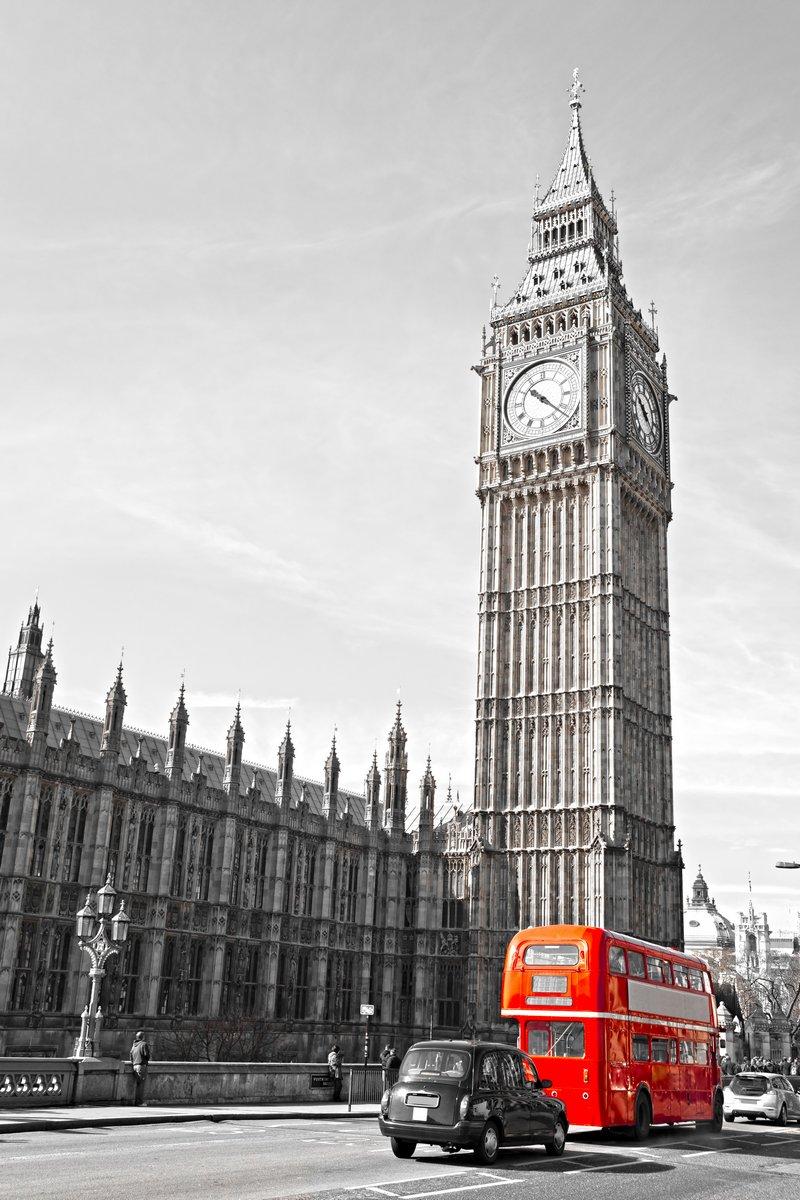В Биг-Бена, Дома парламента, Вестминстерского Моста, 20x30 см, на бумагеТурфирма<br>Постер на холсте или бумаге. Любого нужного вам размера. В раме или без. Подвес в комплекте. Трехслойная надежная упаковка. Доставим в любую точку России. Вам осталось только повесить картину на стену!<br>