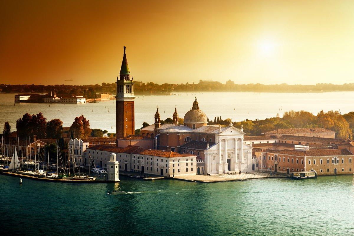 Постер Венеция Вид на остров Сан-Джорджо, Венеция, Италия, 30x20 см, на бумагеВенеция<br>Постер на холсте или бумаге. Любого нужного вам размера. В раме или без. Подвес в комплекте. Трехслойная надежная упаковка. Доставим в любую точку России. Вам осталось только повесить картину на стену!<br>