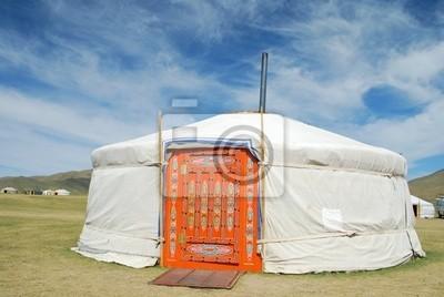 Постер Монголия Yourte mongoleМонголия<br>Постер на холсте или бумаге. Любого нужного вам размера. В раме или без. Подвес в комплекте. Трехслойная надежная упаковка. Доставим в любую точку России. Вам осталось только повесить картину на стену!<br>