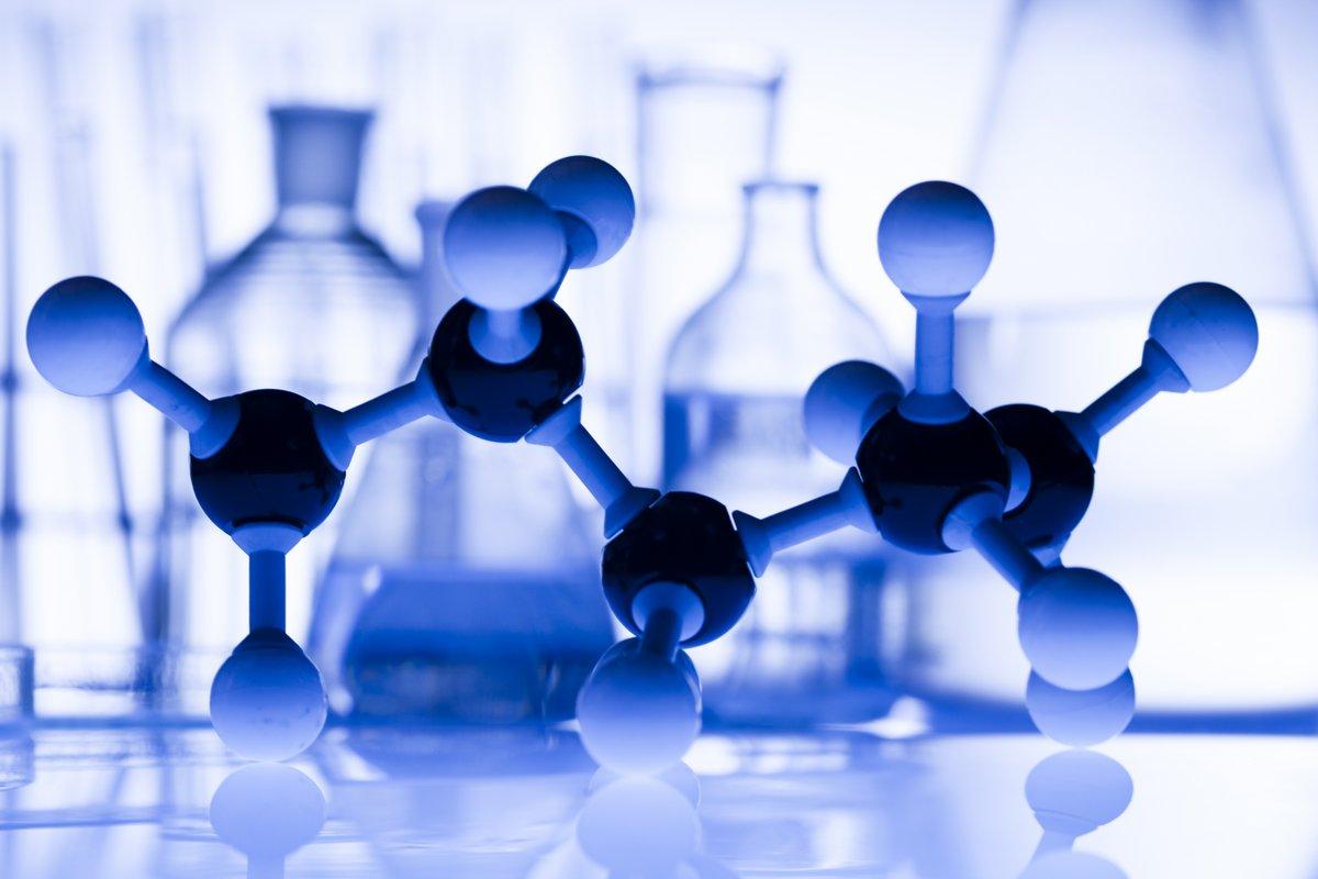 Постер Химическая промышленность