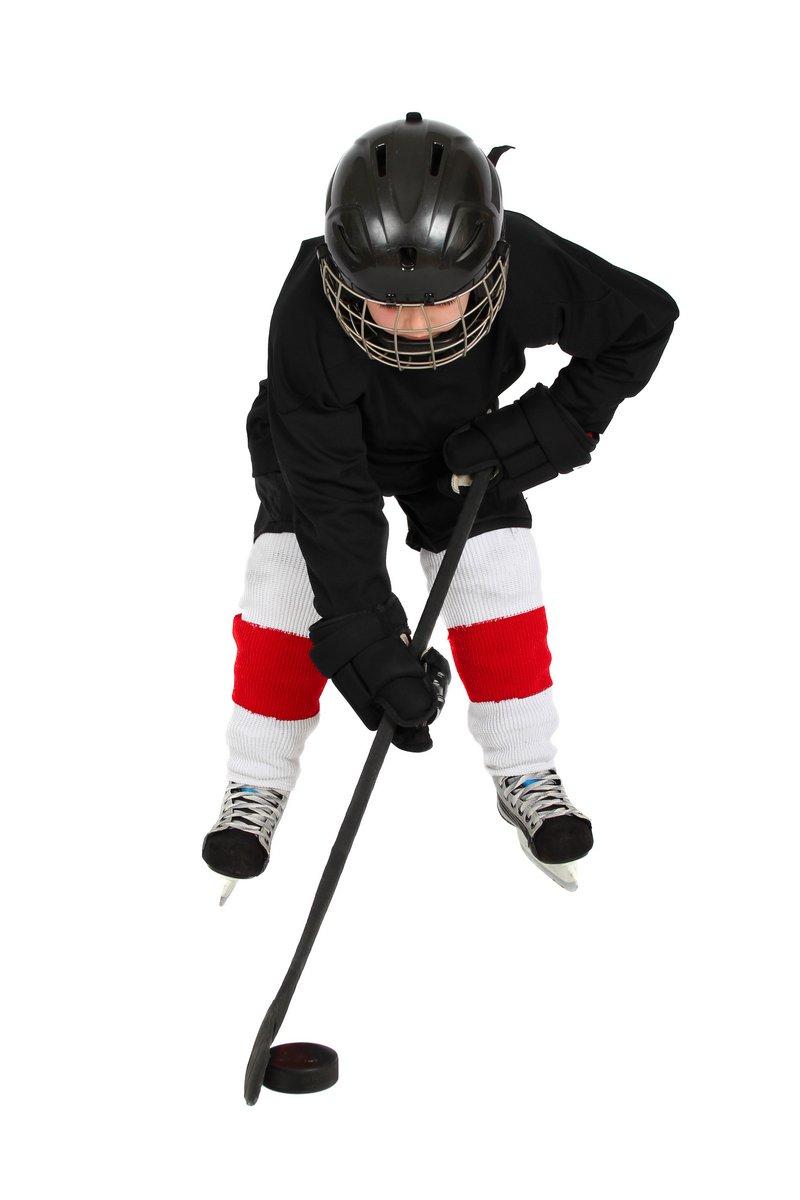 Постер Хоккей