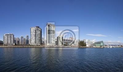 Постер Ванкувер Yaletown горизонта в Vancouver , BCВанкувер<br>Постер на холсте или бумаге. Любого нужного вам размера. В раме или без. Подвес в комплекте. Трехслойная надежная упаковка. Доставим в любую точку России. Вам осталось только повесить картину на стену!<br>