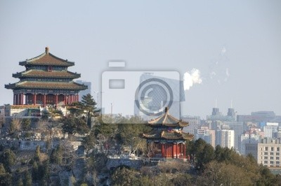 Постер Города и карты Вид с воздуха Пекине / Пекин - Китай, 30x20 см, на бумагеПекин<br>Постер на холсте или бумаге. Любого нужного вам размера. В раме или без. Подвес в комплекте. Трехслойная надежная упаковка. Доставим в любую точку России. Вам осталось только повесить картину на стену!<br>