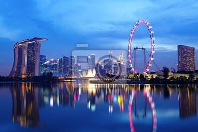 Постер Сингапур Сингапур cityscapeСингапур<br>Постер на холсте или бумаге. Любого нужного вам размера. В раме или без. Подвес в комплекте. Трехслойная надежная упаковка. Доставим в любую точку России. Вам осталось только повесить картину на стену!<br>