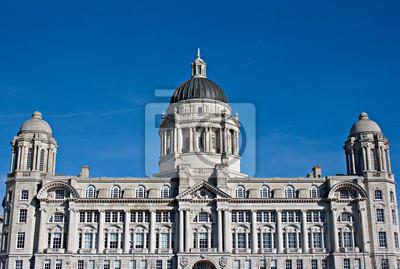 Постер Ливерпуль Ливерпульского порта зданияЛиверпуль<br>Постер на холсте или бумаге. Любого нужного вам размера. В раме или без. Подвес в комплекте. Трехслойная надежная упаковка. Доставим в любую точку России. Вам осталось только повесить картину на стену!<br>