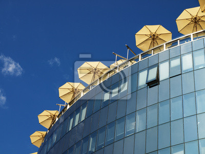 Постер Вена Кафе на крыше в ВенеВена<br>Постер на холсте или бумаге. Любого нужного вам размера. В раме или без. Подвес в комплекте. Трехслойная надежная упаковка. Доставим в любую точку России. Вам осталось только повесить картину на стену!<br>