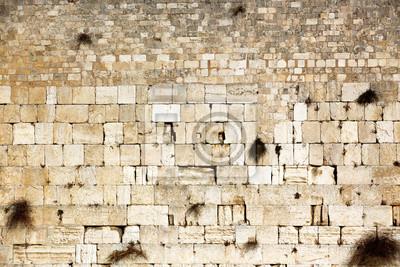 Постер Иерусалим Waling Стене, Плача, Стена Плача, Иерусалим, ИзраильИерусалим<br>Постер на холсте или бумаге. Любого нужного вам размера. В раме или без. Подвес в комплекте. Трехслойная надежная упаковка. Доставим в любую точку России. Вам осталось только повесить картину на стену!<br>