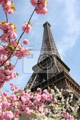 Постер Париж Эйфелева Башня в весеннее время в Париже, Франция, 20x30 см, на бумагеПариж<br>Постер на холсте или бумаге. Любого нужного вам размера. В раме или без. Подвес в комплекте. Трехслойная надежная упаковка. Доставим в любую точку России. Вам осталось только повесить картину на стену!<br>