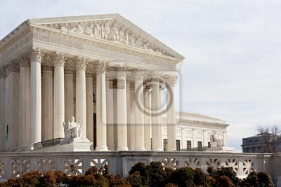 Постер Вашингтон Верховный Суд Вашингтон, СШАВашингтон<br>Постер на холсте или бумаге. Любого нужного вам размера. В раме или без. Подвес в комплекте. Трехслойная надежная упаковка. Доставим в любую точку России. Вам осталось только повесить картину на стену!<br>