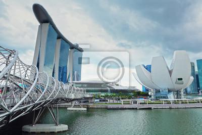 Постер Сингапур - Харбор в СингапуреСингапур<br>Постер на холсте или бумаге. Любого нужного вам размера. В раме или без. Подвес в комплекте. Трехслойная надежная упаковка. Доставим в любую точку России. Вам осталось только повесить картину на стену!<br>